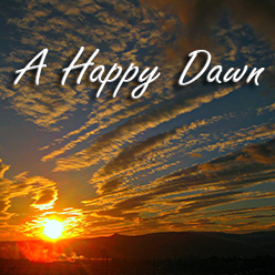 A Happy Dawn (Fast Music)